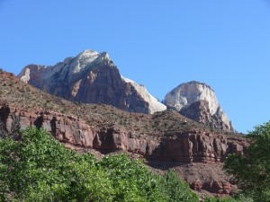 Zion - Near visitors centre