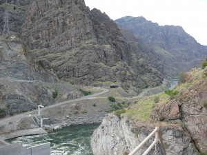 Hell's Canyon Dam