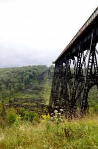 Kimzua Bridge State Park