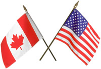 canadian-american-flag